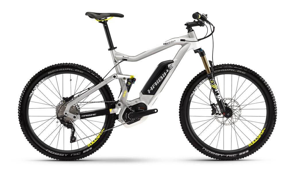 Haibike XDURO FullSeven RX 27.5 500Wh 11-V XT